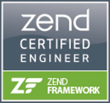 Zend Framework 1 Certified Engineer